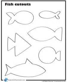 Fish Template Cut Out by Best Photos Of Fish Template Cut Out Printable Fish