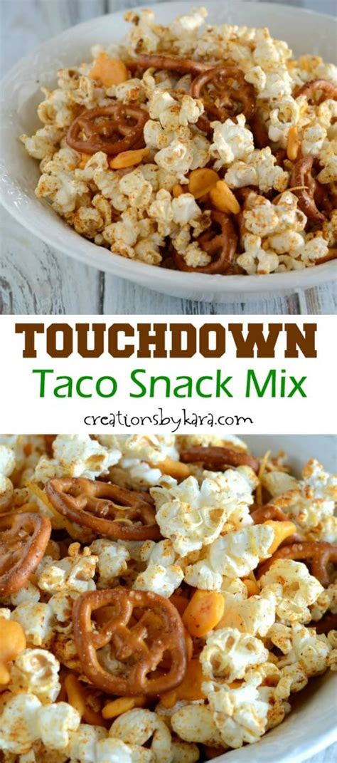 Granola Creations Original Mix 1kg Creation touchdown taco snack mix creations by kara