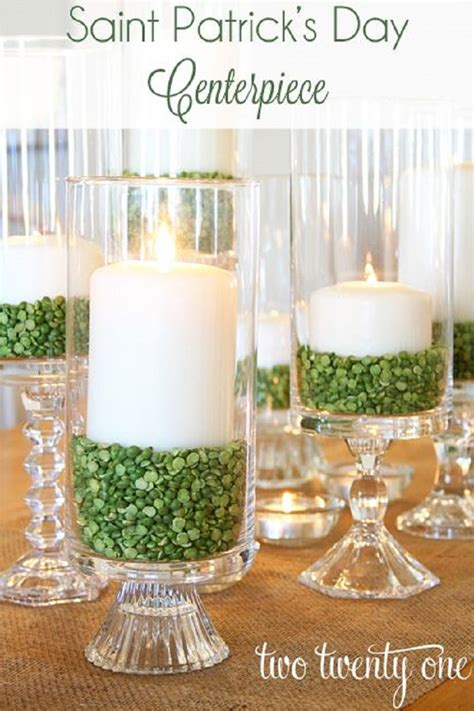 St Patricks Day Decorations Modern Magazin S Day Centerpieces