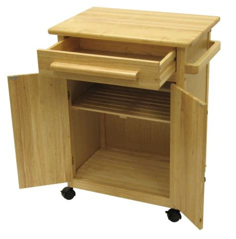 Wood Storage Cart With Drawers Cheap Winsome Wood Single Drawer Storage Cart On Sale