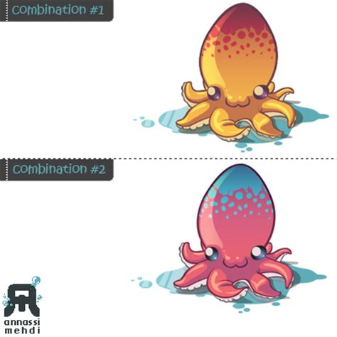 what color is octopus blood octopus colour combinations by bad blood on deviantart