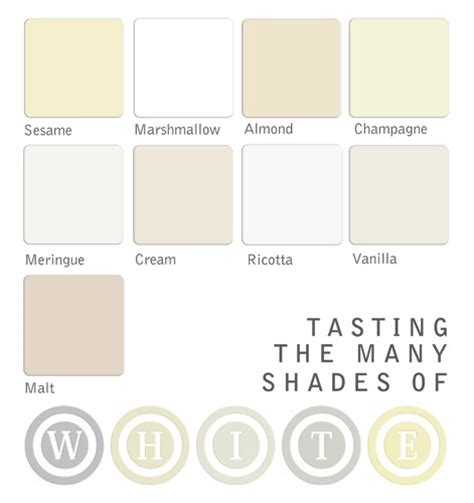 the lit 50 shades of white