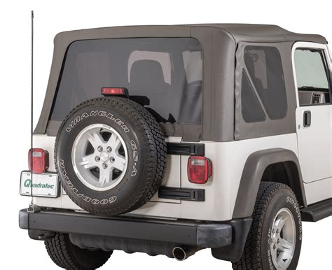 Jw Jeep Quadratec 174 Jw 1p Cb Antenna Mount Kit For 97 06 Jeep