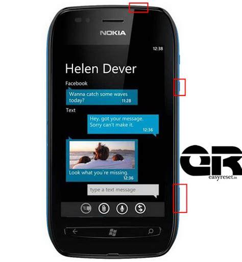 Nokia Factory Reset Software Download | lumia 710 hard reset using hardware keys easy reset