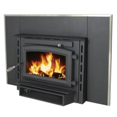 woodburning fireplace insert us stove medium epa certified wood burning fireplace insert