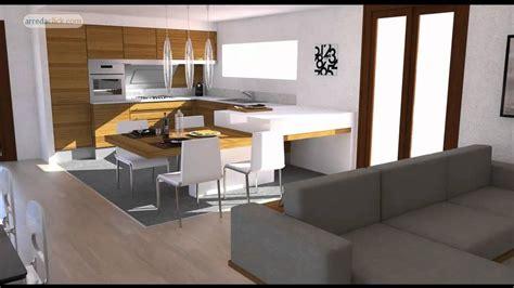 immagini di appartamenti moderni progettazione di interni 3d bilocale moderno