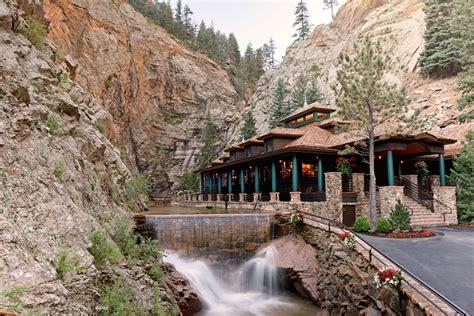 Colorado Springs Restaurant Gift Card - seven falls in colorado springs broadmoor adventures