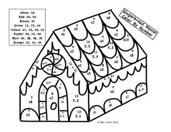 coloring worksheets new calendar template site coloring pages multiplication color by number