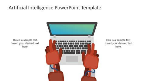 Powerpoint Template Artificial Intelligence Free Image Artificial Intelligence Ppt Template Free