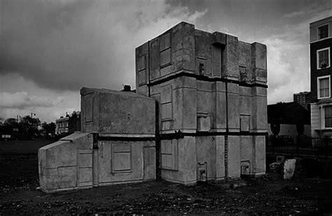 john davies rachel whiteread 'house' exhibition