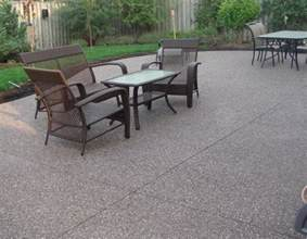 backyard patio companies sted concrete concrete patio