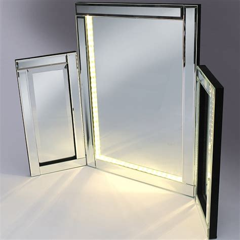 Bedroom Mirror With Lights Vanity Mirror With Led Lights Buy Modern Bedroom Mirror Furniture In Fashion