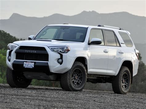 Toyota 4runners Test Drive 2015 Toyota 4runner Trd Pro Series Ny Daily News