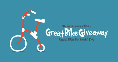 Bike Sweepstakes - cerebral palsy ucp