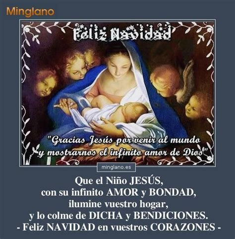 feliz navidad imagenes religiosas palabras bonitas con im 225 genes para felicitar la navidad