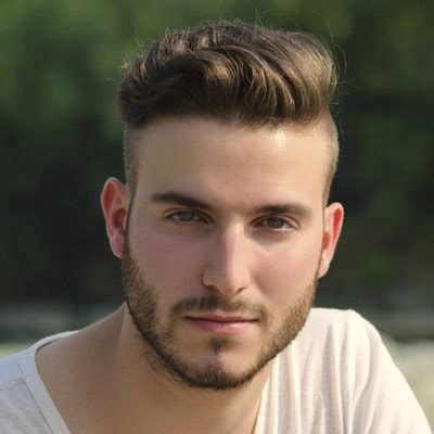 hairstyles for male college students undercut fade with length on top the student room