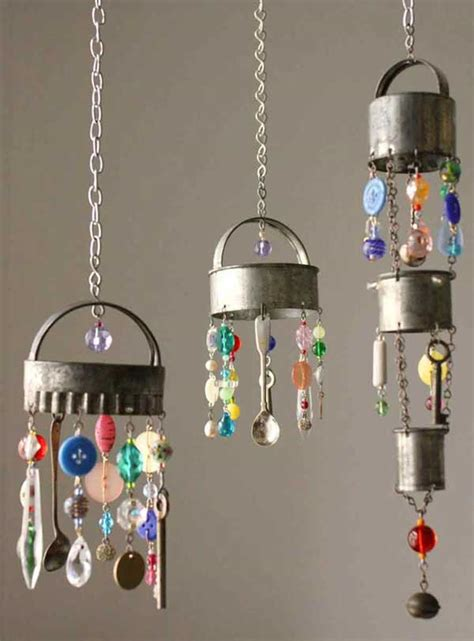 Decorative Watering Cans by 30 Brilliant Marvelous Diy Wind Chimes Ideas
