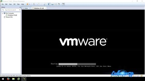 install windows 10 pro how to install windows 10 home on vmware workstation 12
