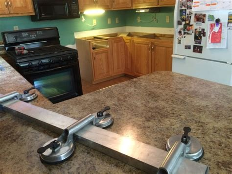 Spread Countertop by New Counter In Spread Eagle Wi Kitchen Countertops Other By Cuisine