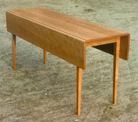 narrow drop leaf dining table narrow drop lead table design options homesfeed