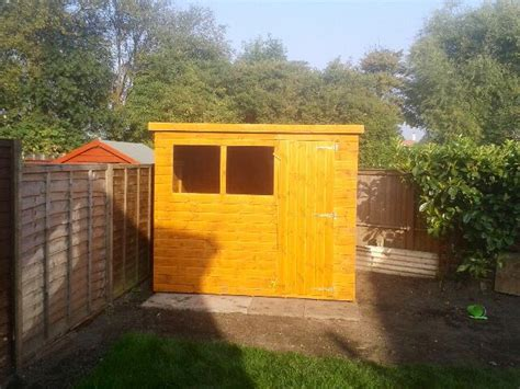 Garden Sheds West Midlands by Garden Sheds Delivered Throughout The West Midlands