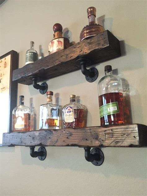 shelf ideas for the modern man cave dudeliving shelf ideas for the modern man cave dudeliving in bar