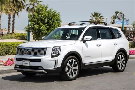 when will the 2020 kia telluride be available 2020 kia telluride makes middle east debut qatar