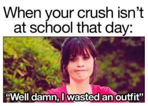 Funny Crush Memes - crush memes we like fiction characters and school