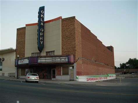 Knob Hill Theater knob hill theater capitol hill oklahoma city ok vintage theaters on waymarking