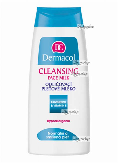 How To Detox Fac by Dermacol Cleansing Milk Shop 14 90 Zł