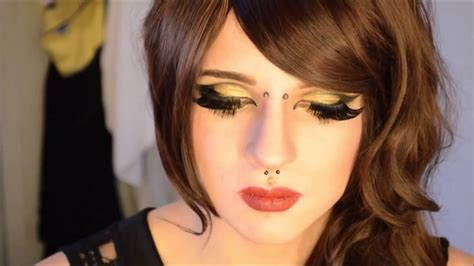 my makeover male to female makeup transformation crossdressing