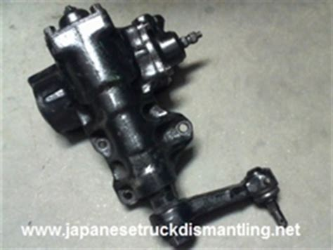 electric power steering 1999 mitsubishi montero sport navigation system mitsubishi montero sport power steering gear box mr403156