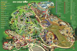 San Diego Zoo Map welcome to map san diego zoo