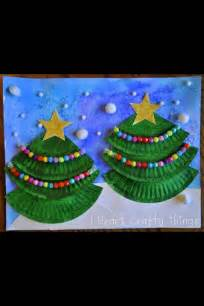 paper plate christmas craft christmas pinterest