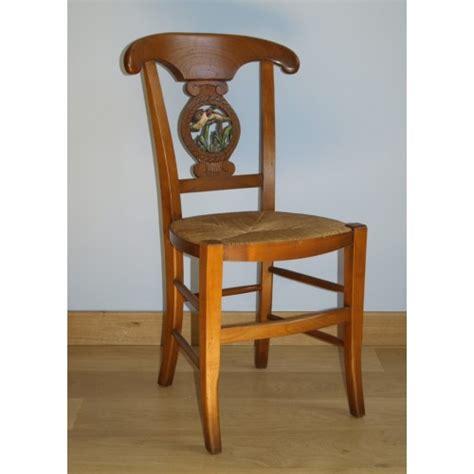 chaise directoire chaise directoire n 176 2 en merisier meubles de normandie
