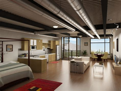 modern loft apartment open floor plans apartments i like blog