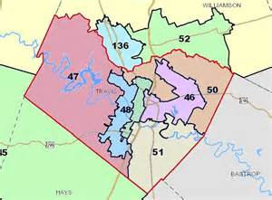 Austin District Map by Court Releases Redistricting Maps Federal Judges Break