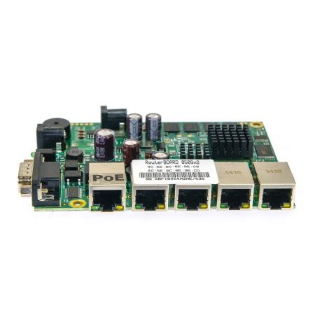 Mikrotik Routerboard Rb850gx2 Indoor Router rb850gx2 mikrotik rb 850gx2