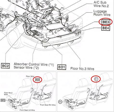 lexus sc engine wiring diagram camizuorg