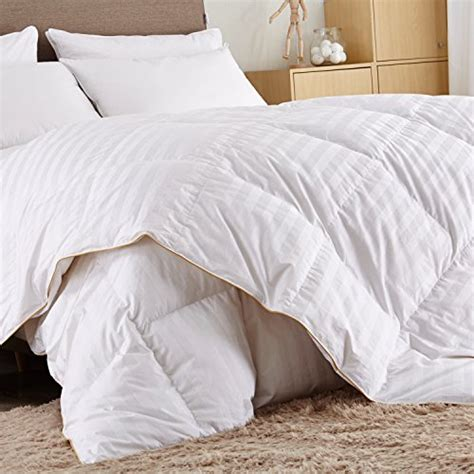 goose down comforter puredown white goose down comforter 600 fill power full