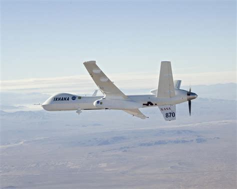 drone plane with nasa ga asi agreement expands unmanned aircraft