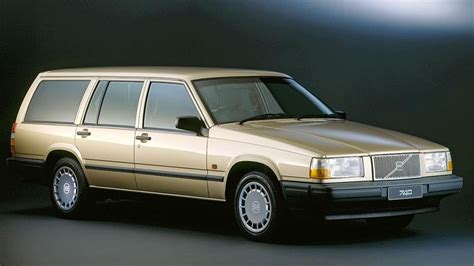 volvo history why did you buy a saloon over an estate overclockers uk