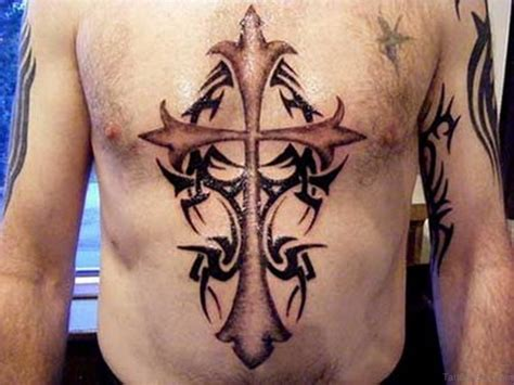 cross tattoos on stomach 25 ultimate stomach tattoos