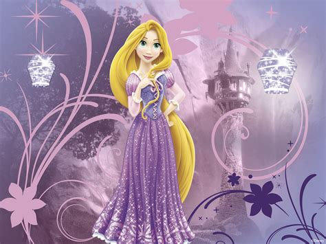 Disney Premium I Rapunzel disney princess rapunzel wall mural photo wallpaper