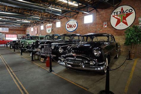 car museum four states auto museum