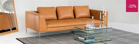 canap駸 habitat soldes montino canap 233 3 places en cuir vintage aniline marron