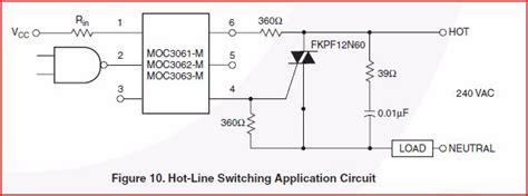 optocoupler load resistor opto isolator controlling triac w optocoupler need some help with optocoupler datasheet