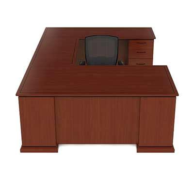 Modern U Shaped Desk Modern U Shaped Desk Ch E 413 Desks