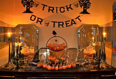 cool halloween decorations to make at home 29 cool halloween home decoration ideas design swan