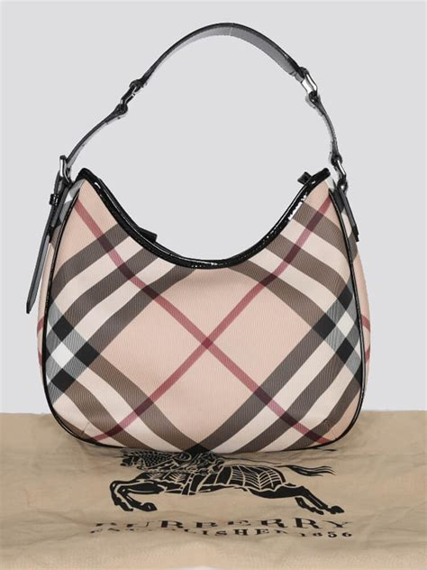 Burberry Trench Hobo Bag by Burberry Check Small Hobo Bag Luxury Bags